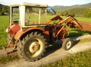 Traktor des Typs IHC 433, Gebrauchtmaschine in Schliersee