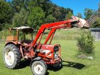 Traktor des Typs IHC 453 in Wildenberg