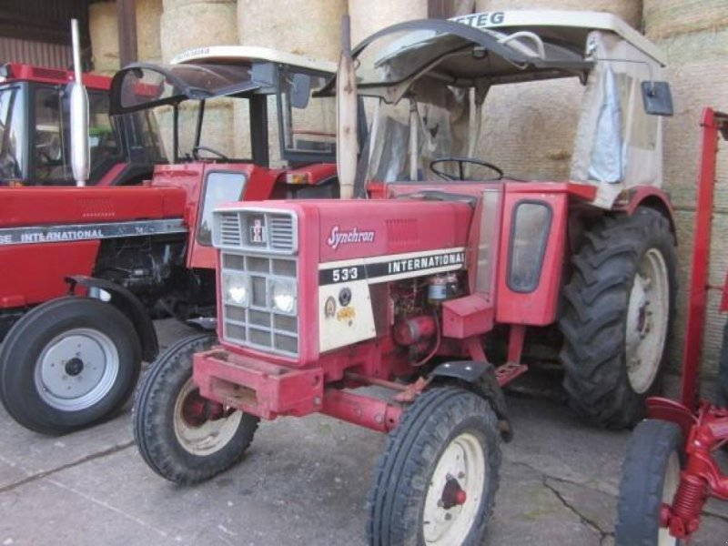 Traktor des Typs IHC 533, Gebrauchtmaschine in Ziegenhagen (Bild 1)