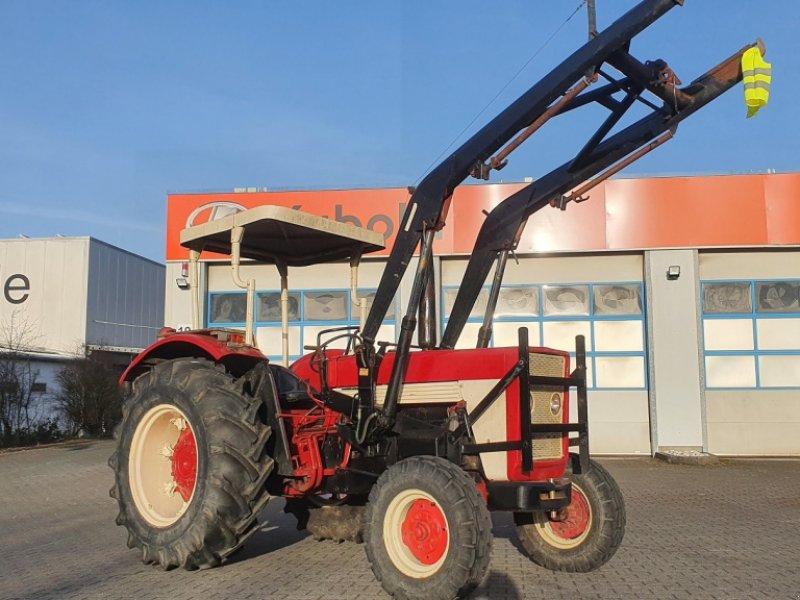 Traktor des Typs IHC 624 Frontlader, Gebrauchtmaschine in Olpe (Bild 1)