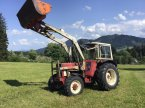 Traktor des Typs IHC 633 Allrad in Oy-Mittelberg