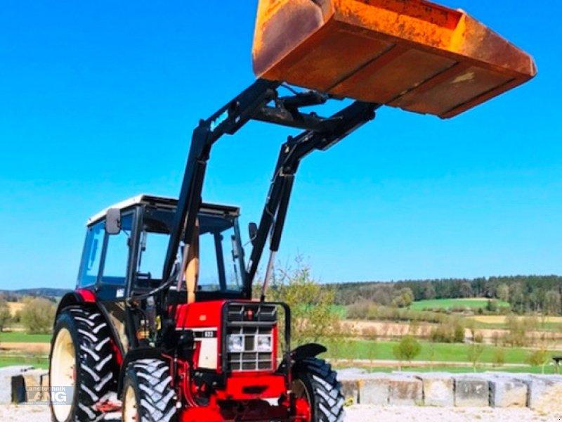 Traktor des Typs IHC 633 AS, Gebrauchtmaschine in Rottenburg (Bild 1)