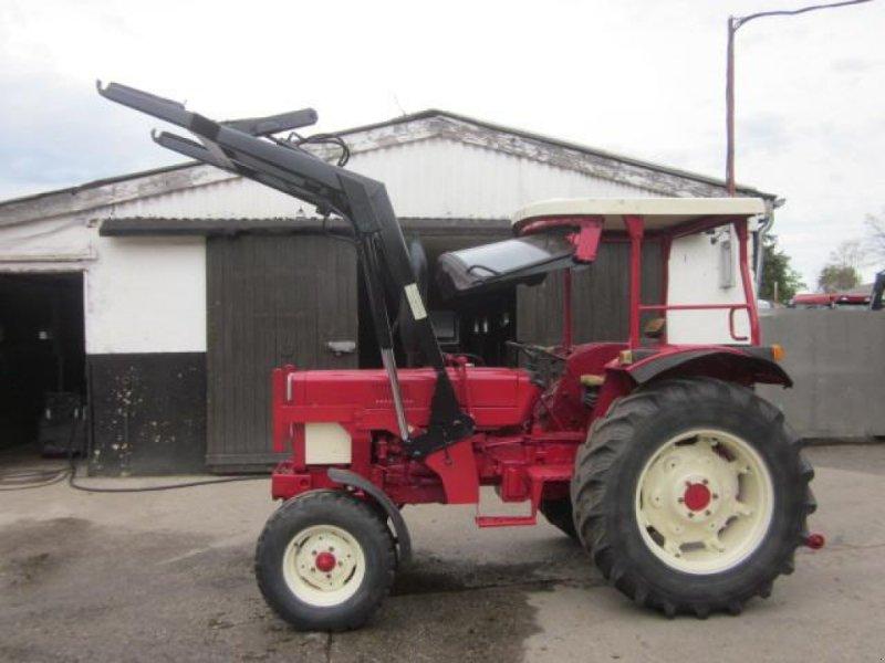 Traktor des Typs IHC 633 S, Gebrauchtmaschine in Ziegenhagen (Bild 1)