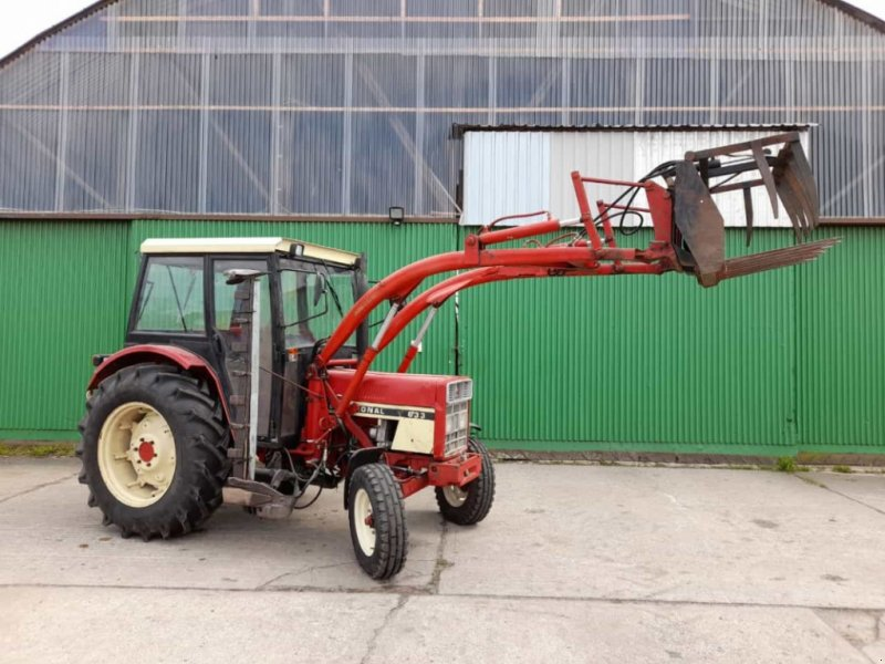 Traktor typu IHC 633, Gebrauchtmaschine w Liebenwalde (Zdjęcie 1)