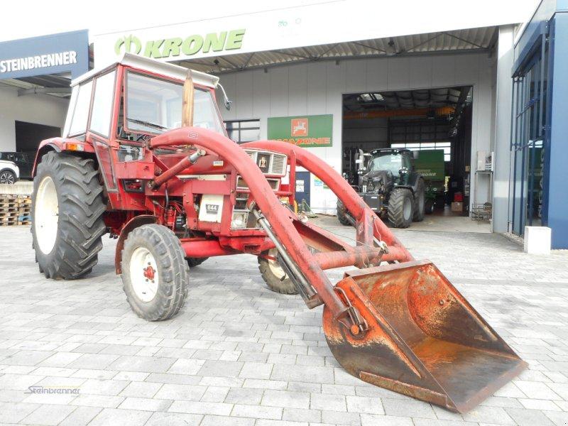 Traktor des Typs IHC 644 S, Gebrauchtmaschine in Wörnitz (Bild 1)