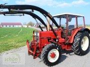 Traktor a típus IHC 733 AS - aus erster Hand - im Topzustand - mit Niedrigkabine, Gebrauchtmaschine ekkor: Burgrieden