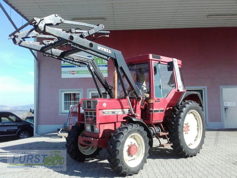 Traktor des Typs IHC 745 XLA, Gebrauchtmaschine in Perlesreut (Bild 1)
