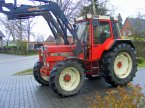 Traktor des Typs IHC 844+Frontlader in Kutenholz