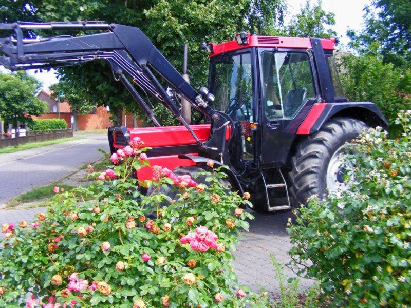 Traktor des Typs IHC 844+ Frontlader, Gebrauchtmaschine in Kutenholz (Bild 1)