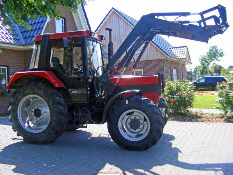 Traktor des Typs IHC 856 Frontlader+40 KmH, Gebrauchtmaschine in Kutenholz (Bild 1)