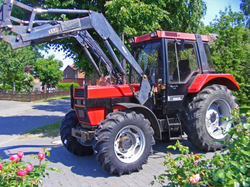 Traktor des Typs IHC 856 Frontlader+40 KmH, Gebrauchtmaschine in Kutenholz (Bild 2)