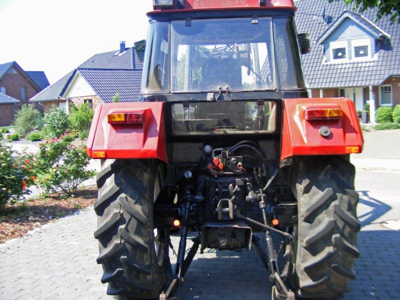 Traktor des Typs IHC 856 Frontlader+40 KmH, Gebrauchtmaschine in Kutenholz (Bild 3)