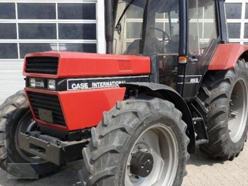 Traktor des Typs IHC 856 XLA, Gebrauchtmaschine in Kleinlangheim (Bild 1)