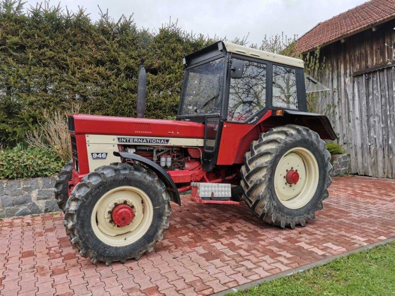 Traktor типа IHC 946 as, Gebrauchtmaschine в Fürstenstein (Фотография 1)