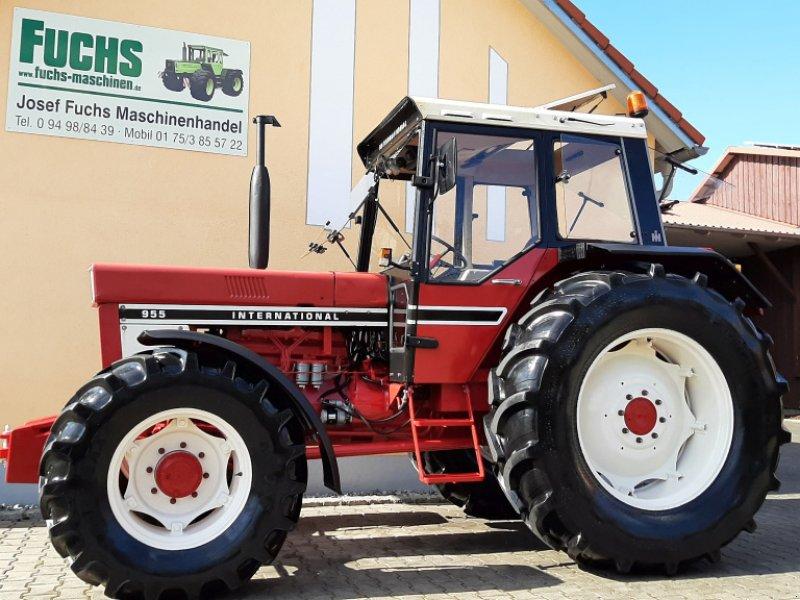 """Traktor des Typs IHC 955 International """"Top-Zustand"""", Gebrauchtmaschine in Laaber (Bild 1)"""
