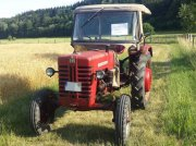 IHC D 326 Ciągnik
