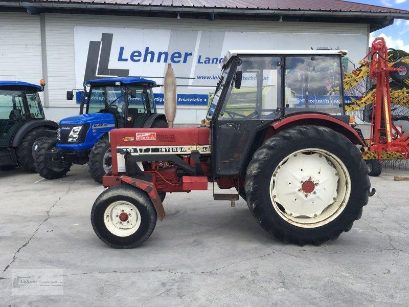 Traktor des Typs IHC IHC 733, Gebrauchtmaschine in Weisskirchen (Bild 1)