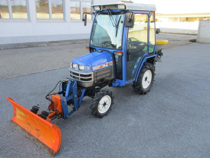 Traktor des Typs Iseki 2120, Gebrauchtmaschine in Frauenkirchen (Bild 1)
