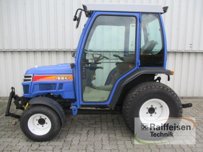 Traktor of the type Iseki TH 4260 AHL, Gebrauchtmaschine in Holle (Picture 1)