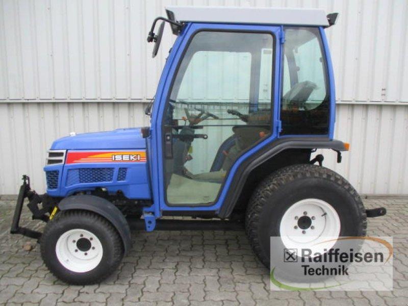 Traktor des Typs Iseki TH 4260 AHL, Gebrauchtmaschine in Holle (Bild 1)