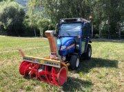 Traktor des Typs Iseki TH 4365 Hydro Kommunaltraktor, Gebrauchtmaschine in Chur