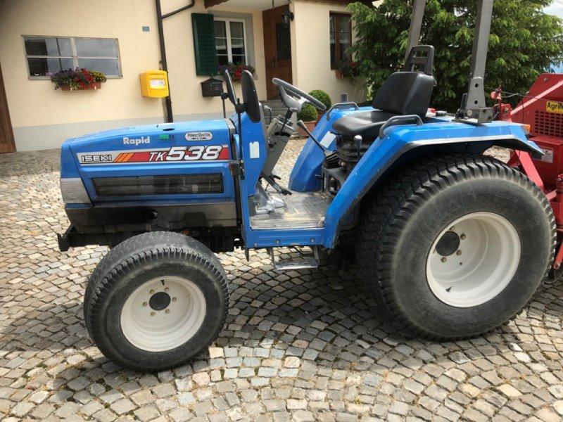 Traktor des Typs Iseki TK538F, Gebrauchtmaschine in Regensdorf (Bild 1)