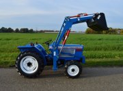 Iseki TL2100 4WD 24 PK minitractor + frontlader Traktor