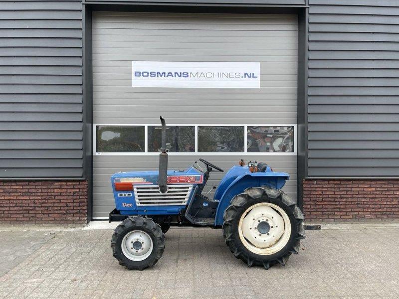 Traktor typu Iseki TL2101 4WD 24 PK minitractor, Gebrauchtmaschine w Neer (Zdjęcie 1)