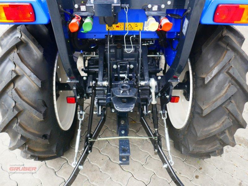 Traktor des Typs Iseki TLE 3400, Gebrauchtmaschine in Dorfen (Bild 4)