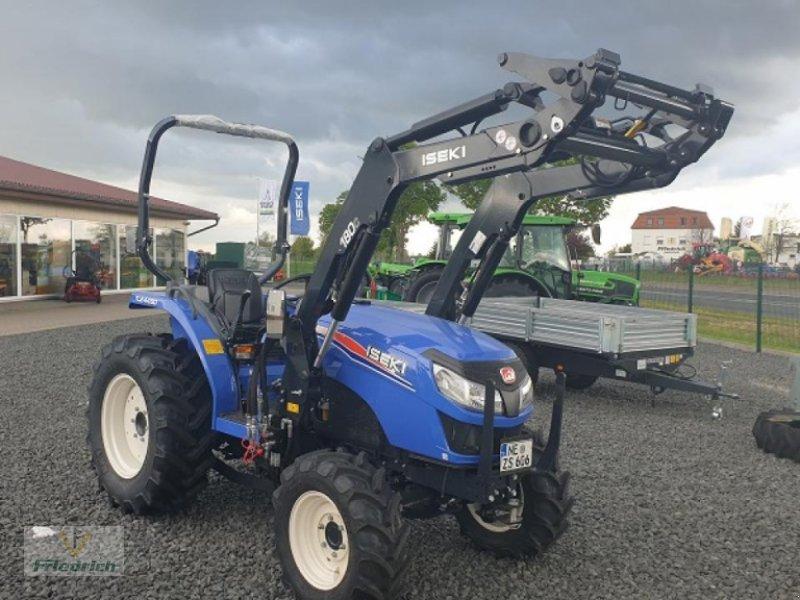 Traktor des Typs Iseki TLE 4490, Neumaschine in Bad Lausick (Bild 1)