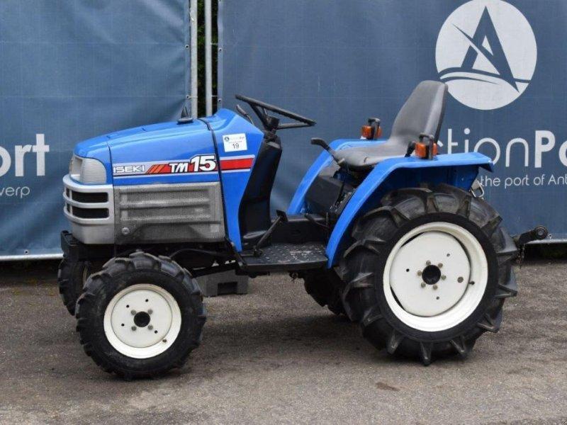 Traktor типа Iseki TM15, Gebrauchtmaschine в Antwerpen (Фотография 1)