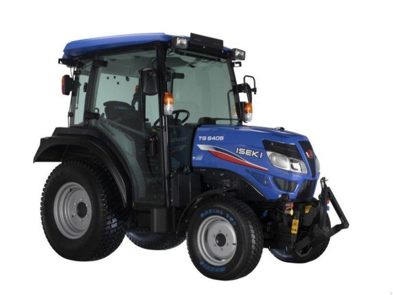 Traktor des Typs Iseki tractor Bij Eemsned TG6405 Hydrostaat 45 PK, Gebrauchtmaschine in Losdorp (Bild 1)