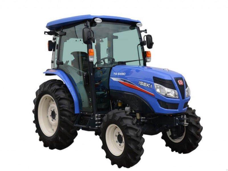 Traktor typu Iseki tractor Bij Eemsned TG6495 DUAL CLUTCH 55 PK, Gebrauchtmaschine w Losdorp (Zdjęcie 1)