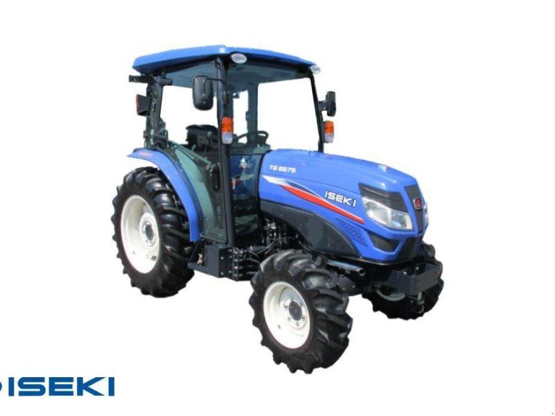Traktor typu Iseki tractor Bij Eemsned TG6675 70 PK, Gebrauchtmaschine w Losdorp (Zdjęcie 1)