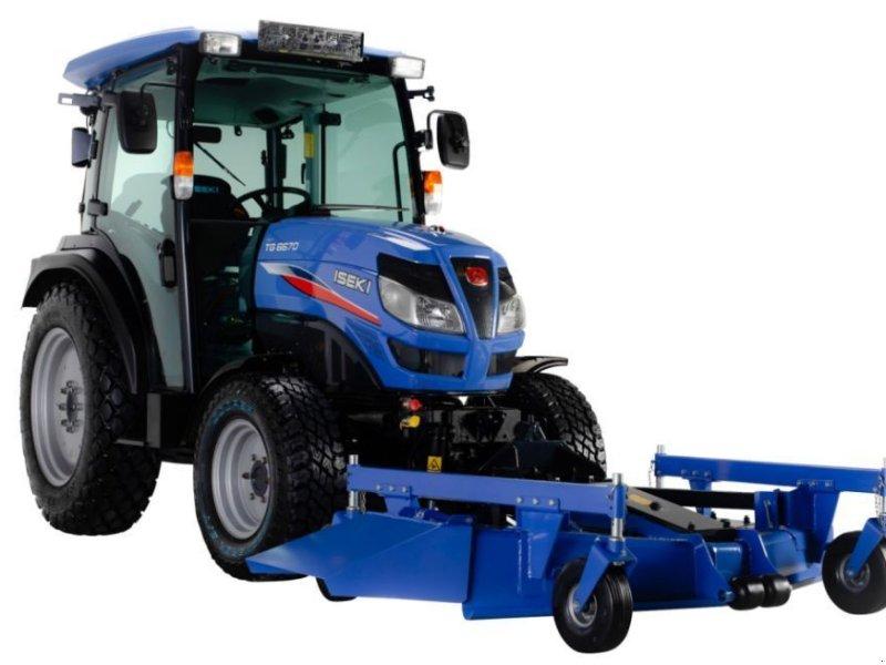 Traktor typu Iseki tractor Bij Eemsned TG6675 Hydrostaat, Gebrauchtmaschine w Losdorp (Zdjęcie 1)