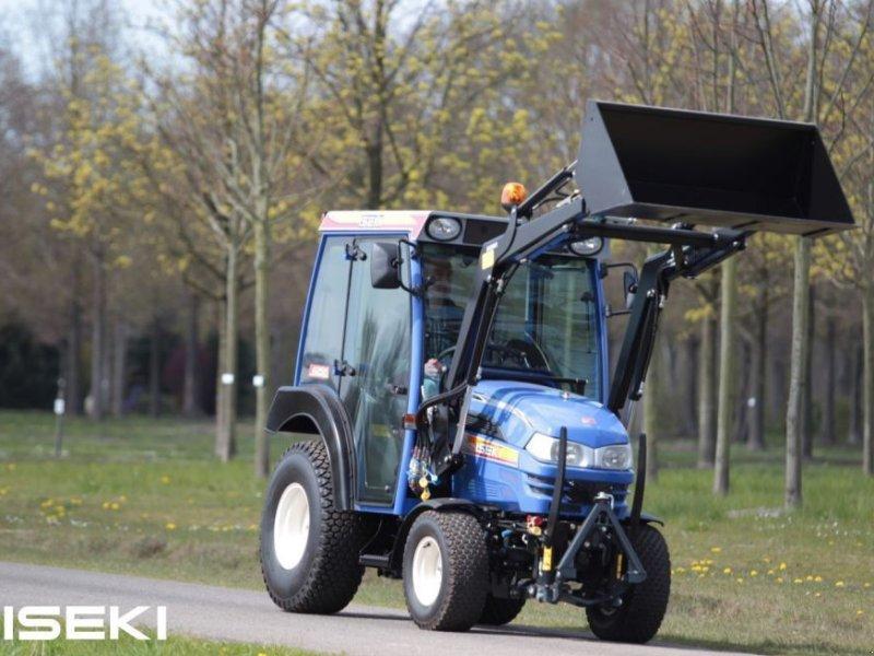 Traktor typu Iseki tractor Bij Eemsned TH4295 33 PK, Gebrauchtmaschine w Losdorp (Zdjęcie 1)