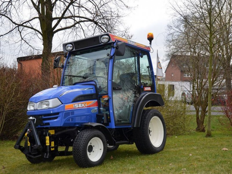 Traktor типа Iseki tractor Bij Eemsned TH4295 Hydrostatiesch 33 PK, Gebrauchtmaschine в Losdorp (Фотография 1)