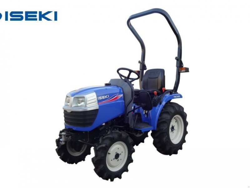 Traktor typu Iseki tractor bij Eemsned TM3187 ACTIE, Gebrauchtmaschine w Losdorp (Zdjęcie 1)