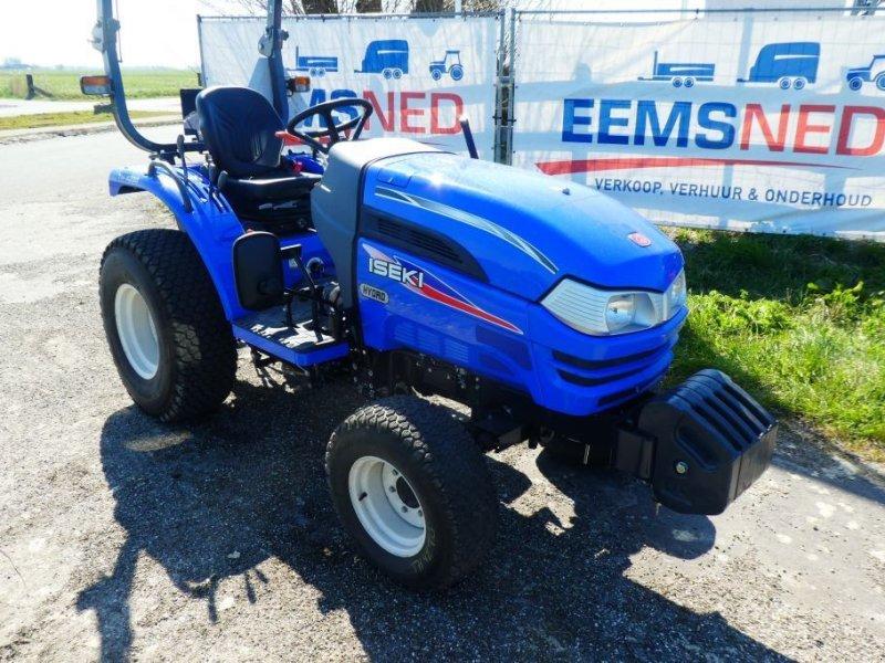 Traktor des Typs Iseki trekker TH4295 DEMO, Gebrauchtmaschine in Losdorp (Bild 1)