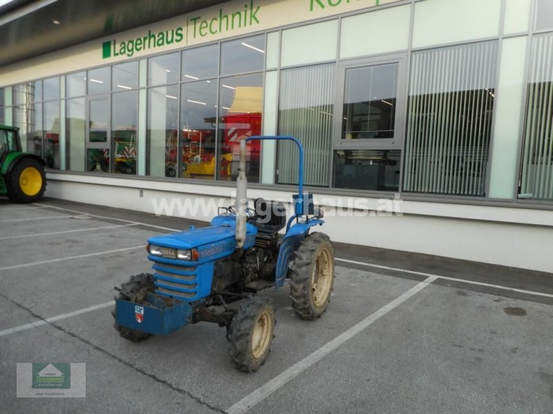 Traktor des Typs Iseki TS 1910, Gebrauchtmaschine in Klagenfurt (Bild 2)