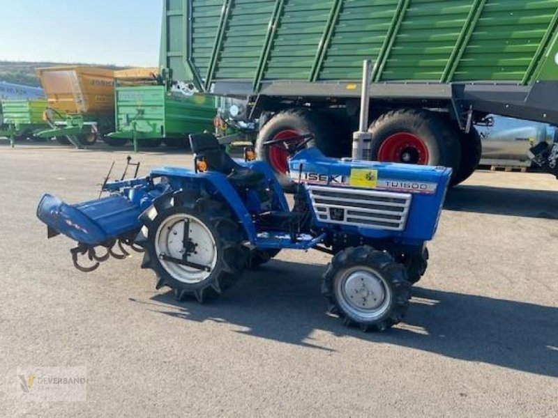 Traktor des Typs Iseki TU 1600, Gebrauchtmaschine in Colmar-Berg (Bild 1)