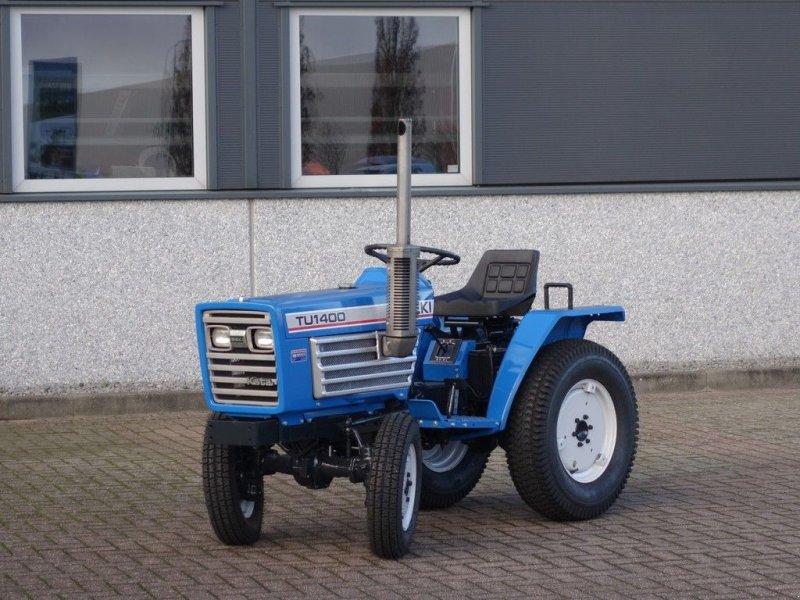 Traktor a típus Iseki TU1400 4wd / 726 Draaiuren / Gazonbanden, Gebrauchtmaschine ekkor: Swifterband (Kép 1)