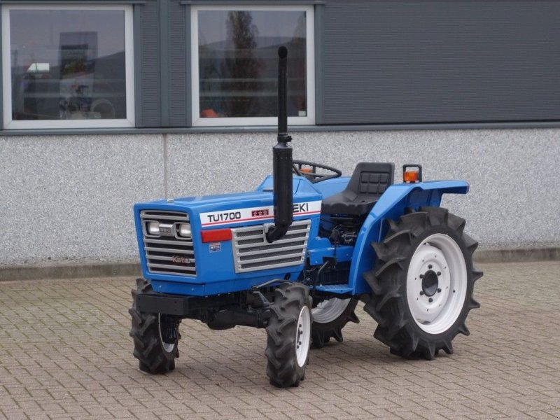 Traktor a típus Iseki TU1700 4wd / 1037 Draaiuren, Gebrauchtmaschine ekkor: Swifterband (Kép 1)