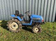 Iseki TU177 4WD 20 PK minitractor Traktor