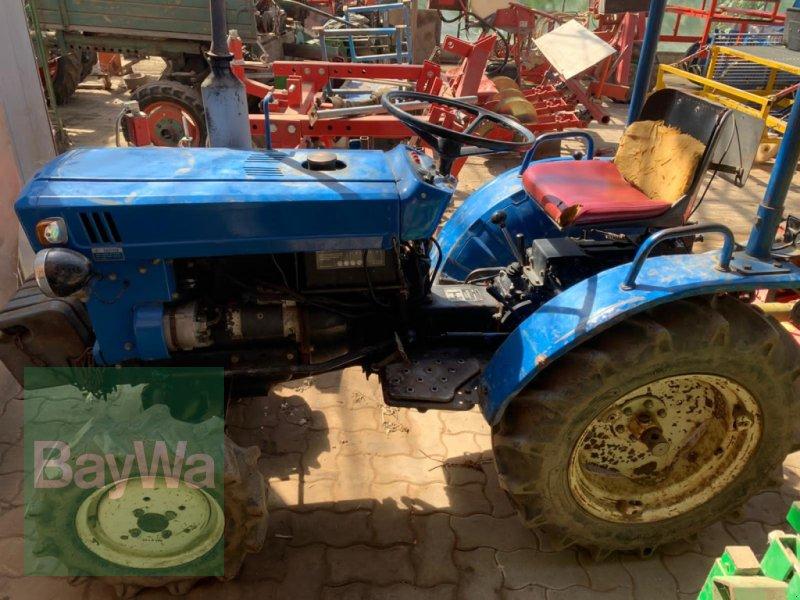 Traktor des Typs Iseki TX 1500, Gebrauchtmaschine in Fürth (Bild 1)