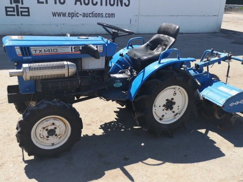 Traktor типа Iseki TX1410, Gebrauchtmaschine в Leende (Фотография 1)
