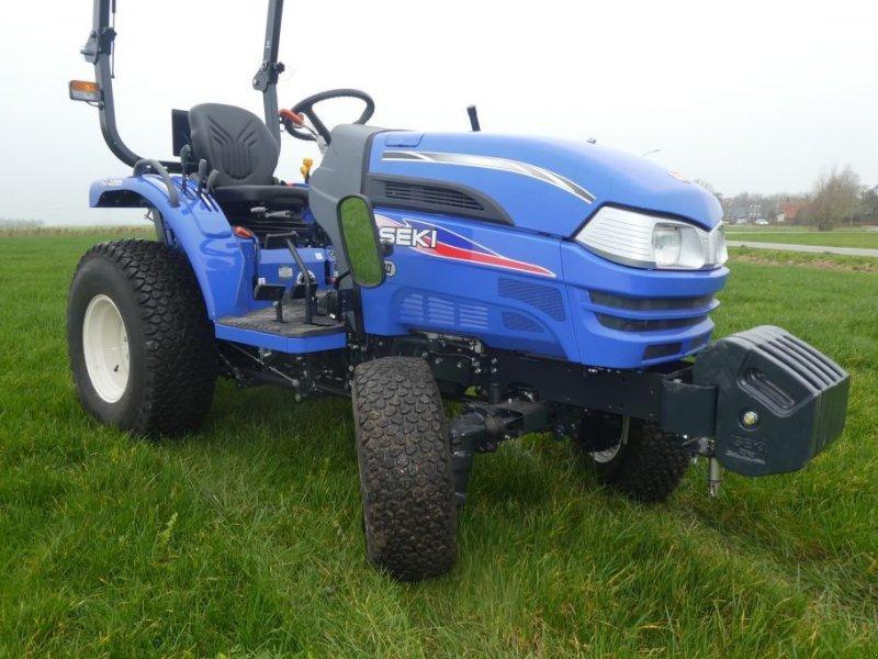 Traktor typu Iseki Type TH4295 uit voorraad leverbaar., Gebrauchtmaschine w Losdorp (Zdjęcie 1)