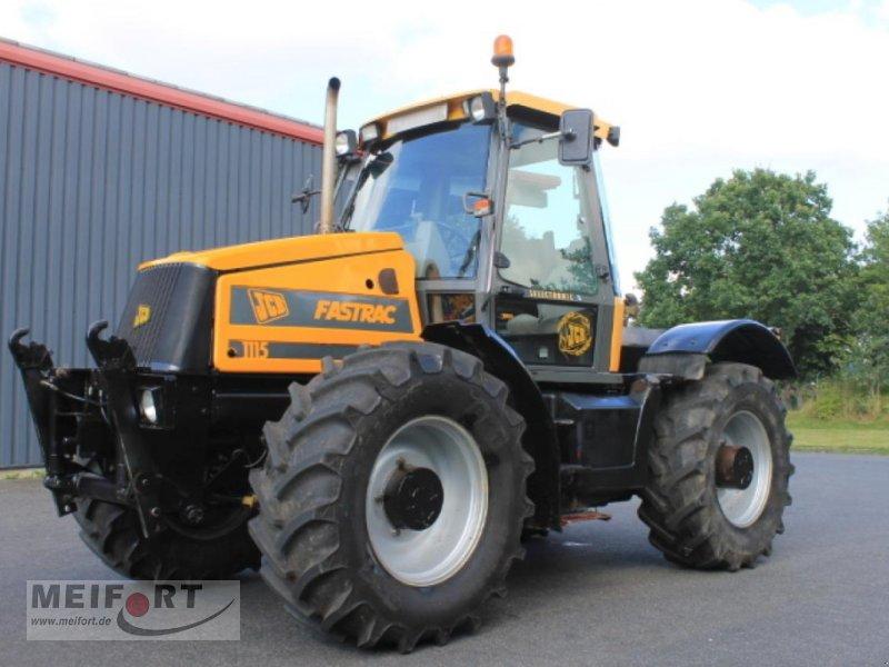 Traktor des Typs JCB 1115 FASTRAC, Gebrauchtmaschine in Daegeling (Bild 1)