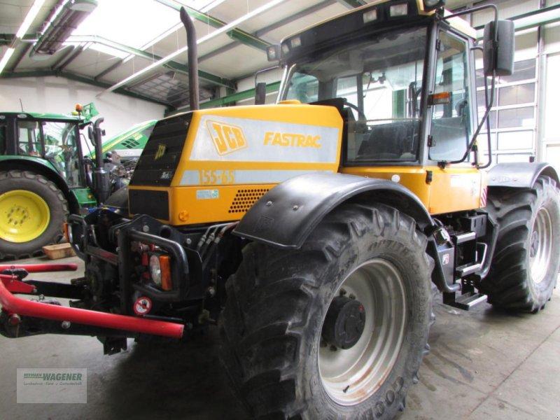 Traktor des Typs JCB 155-65 Selectronic, Gebrauchtmaschine in Bad Wildungen-Wega (Bild 1)