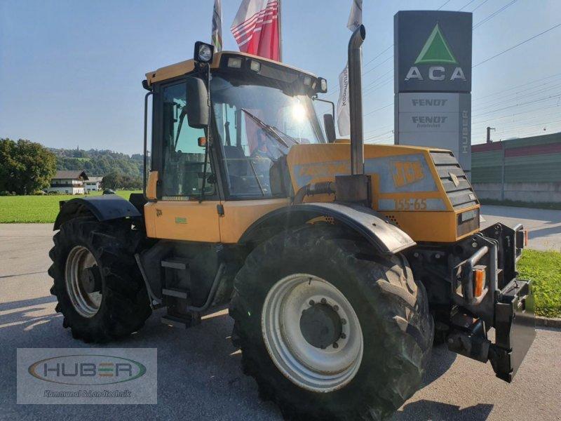 Traktor des Typs JCB 155 turbo, Gebrauchtmaschine in Kundl/Tirol (Bild 1)
